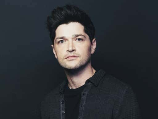 Danny O'Donoghue (from The Script)