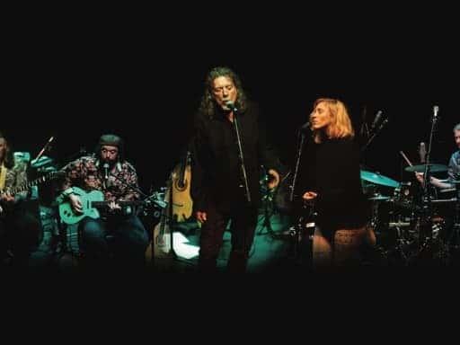 Saving Grace feat. Robert Plant and Suzi Dian